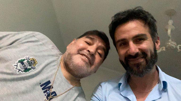Medico de Maradona