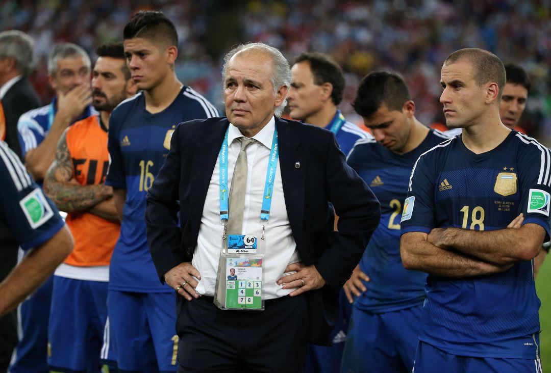 Muere ex entrenador de la selección argentina