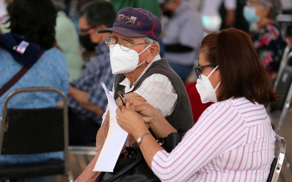 37 millones de personas vacunadas en mèxico