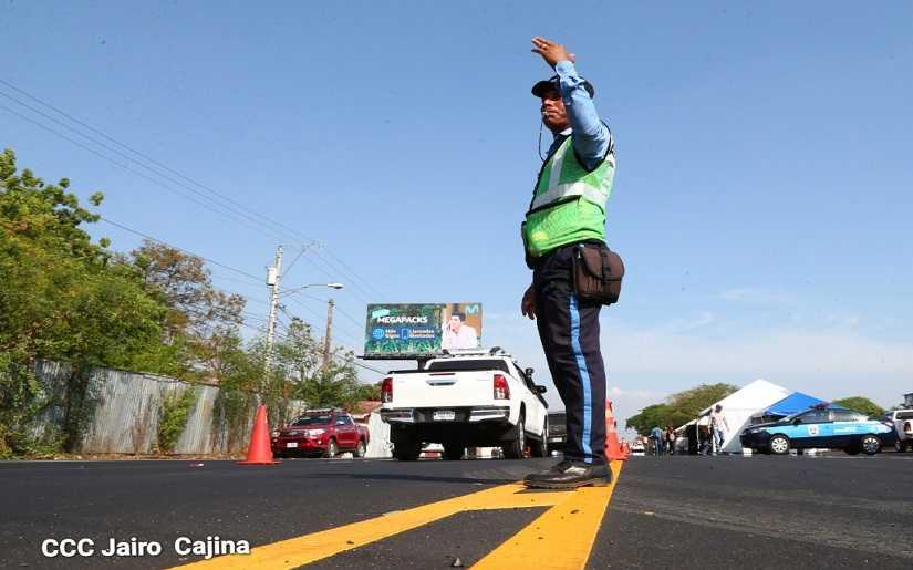 Tres personas han fallecido por accidentes viales en Nicaragua
