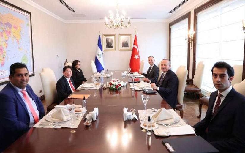 Turquía fortalece lazos de unión con el Gobierno de Nicaragua